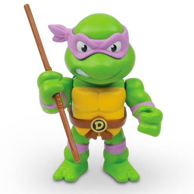 Figura-Colecionavel-10-Cm---Metals---As-Tartarugas-Ninja---Donatello---DTC
