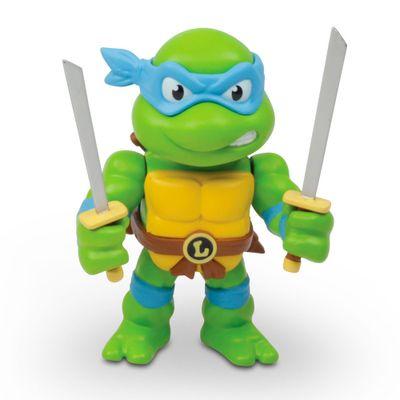 Figura-Colecionavel-10-Cm---Metals---As-Tartarugas-Ninja---Leonardo---DTC