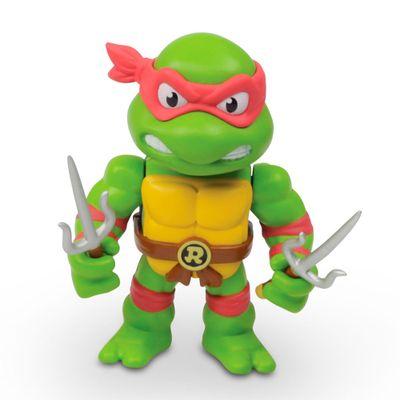 Figura-Colecionavel-10-Cm---Metals---As-Tartarugas-Ninja---Raphael---DTC