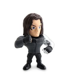 Figura-Colecionavel-10-Cm---Metals---Marvel---Civil-War---Bucky---DTC