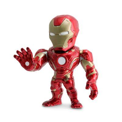 Figura-Colecionavel-10-Cm---Metals---Marvel---Civil-War---Iron-Man---DTC