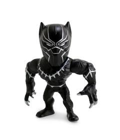 Figura-Colecionavel-10-Cm---Metals---Marvel---Civil-War---Pantera-Negra---DTC