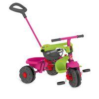 Triciclo-de-Passeio---Smart-Plus---Rosa---Bandeirante