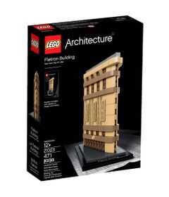 21023---LEGO-Architecture---Flatiron-Building