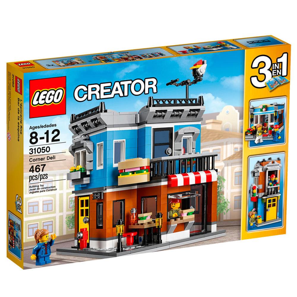 LEGO Creator - Mercearia da Esquina 3 em 1 - 31050