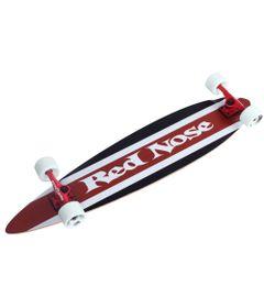 Skate-Longboard---Rednose---Preto-e-Vermelho---Bell-Fix