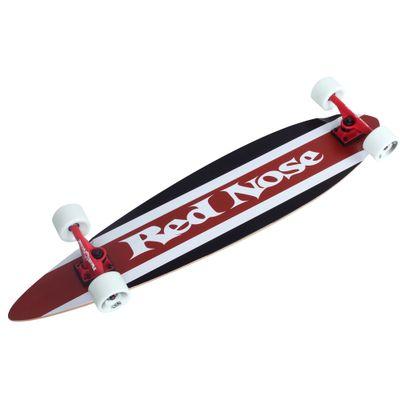 Oferta Skate Longboard - Rednose - Preto e Vermelho - Bel Fix por R$ 459.99