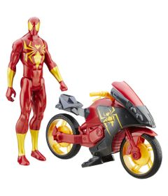 B6609-boneco-com-veiculo-iron-spider-repulsor-cycle-titan-hero-hasbro-frente