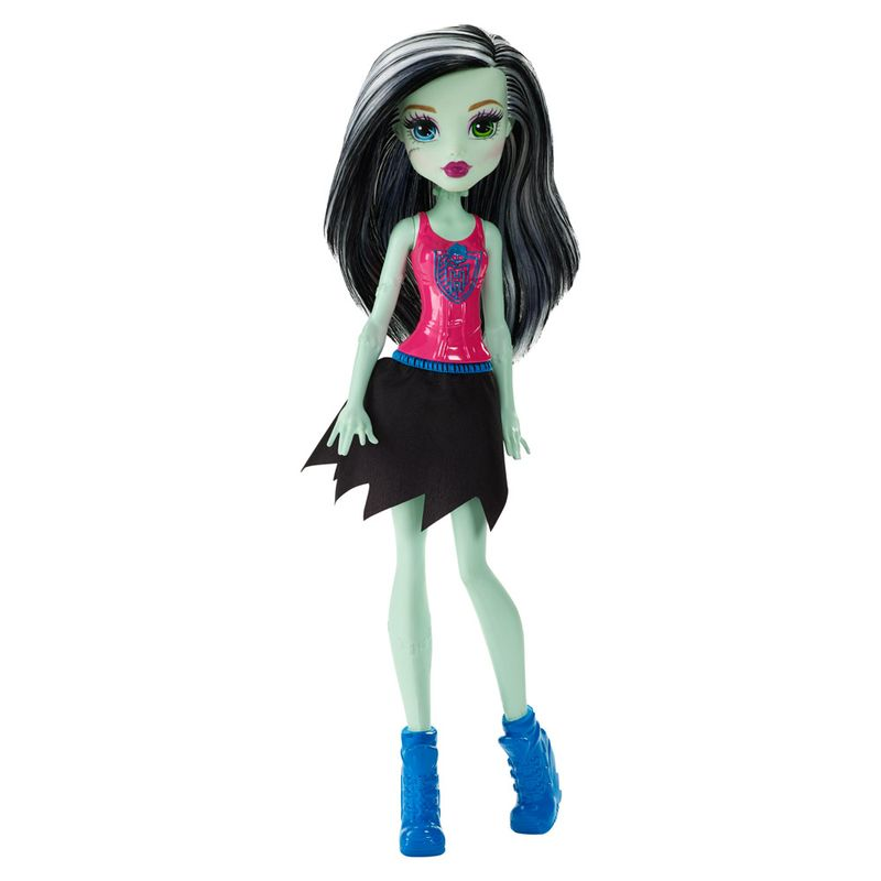 bf7523bcc Boneca Monster High - Líder de Torcida - Frankie Stein - Mattel - Ri Happy  Brinquedos