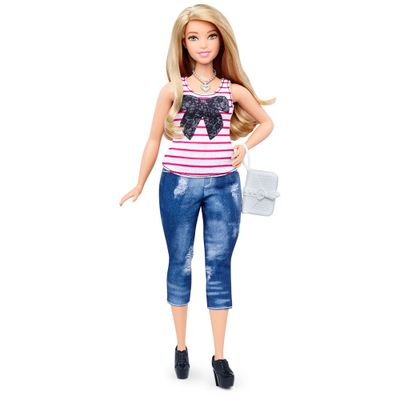 Boneca Barbie Mattel Fashions 37 Everyday Chic Dtf00