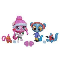 Mini-Bonecas-Littlest-Pet-Shop---Amigos-Fashions---Minka-Mark-e-Sunil-Nevla---Hasbro
