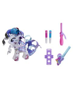 Figura-My-Little-Pony---Ponei-para-Decorar-Luxo---Rarity---Hasbro