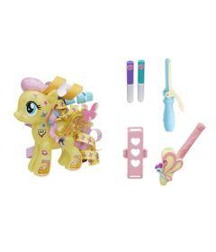 Figura-My-Little-Pony---Ponei-para-Decorar-Luxo---Fluttershy---Hasbro