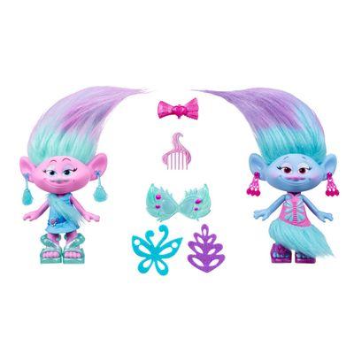 Conjunto-Mini-Figuras---Trolls---Gemeas-Fashion---Hasbro