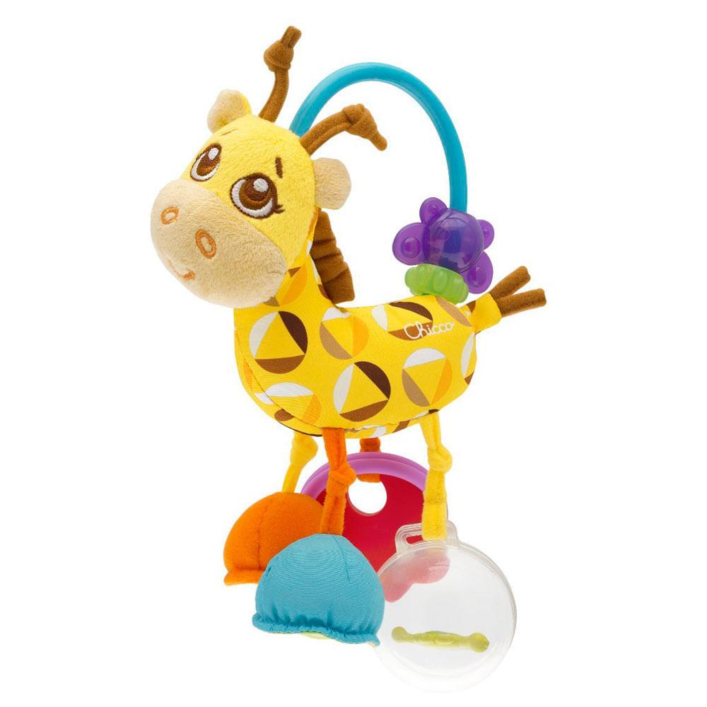 Chocalho Primeiras Atividades - Girafa - Chicco