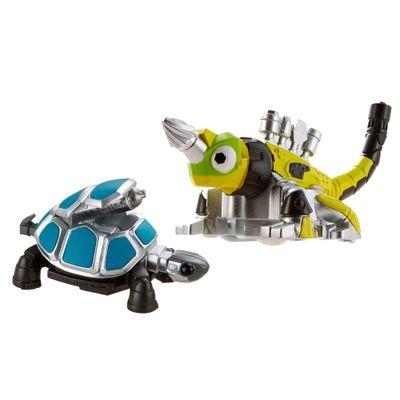Figura-Dinotrux---Diecast---Revvit-e-Tortool---Mattel