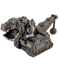 Figura-Dinotrux---Diecast---Tim-Rux-Shadow---Mattel