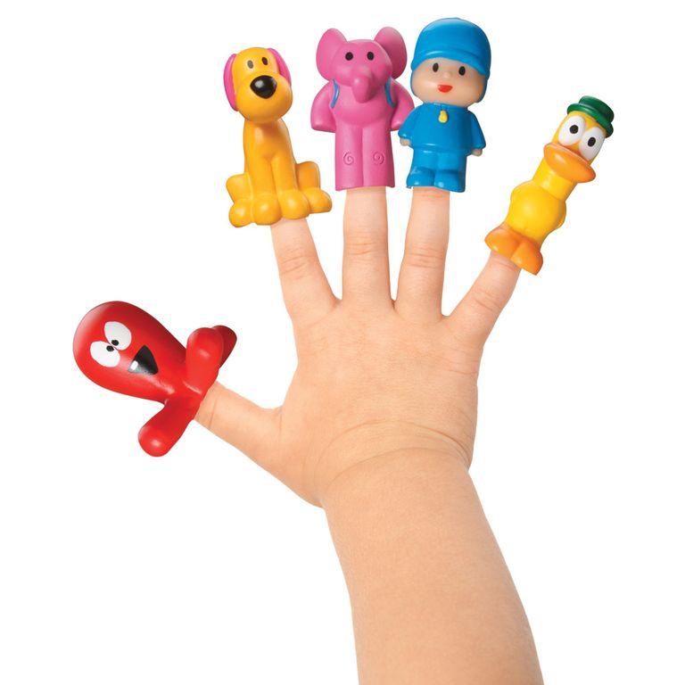 Bonecos Miniatura Pocoyo Cardoso Ri Happy Brinquedos