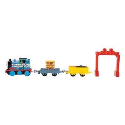 Conjunto-de-Trenzinhos---Thomas---Friends---Comboio-do-Thomas---Fisher-Price-DHC50-frente