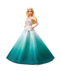 Boneca-Barbie---Colecionavel---Boas-Festas---Mattel-DGX98-frente