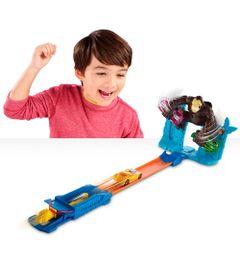 Pista-Hot-Wheels-Radical---Escape-do-Gorila---Mattel