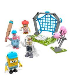 Conjunto-Mega-Bloks---Bob-Esponja---Basebol-de-Medusas---Mattel