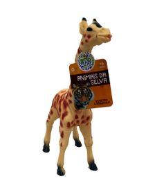 Figura-de-Animal---12-cm---Bicho-Mundi---Animais-da-Selva---Girafa---DTC