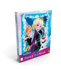 Jogo-de-Quebra-Cabeca---150-pecas---Disney-Frozen---Grow