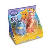 Conjunto-Bonecos-de-Vinil---Disney---Pooh---Bisonho-e-Tigrao---Lider