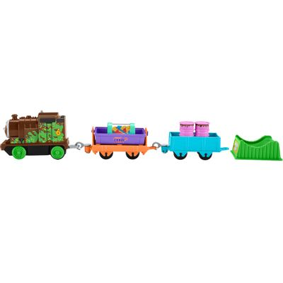 Conjunto-de-Trenzinhos---Thomas---Friends---Percy-entrega-de-Doces---Fisher-Price