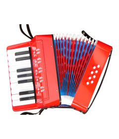 Mini-Acordeon---8-Graves---Shiny-Music---Shiny-Toys
