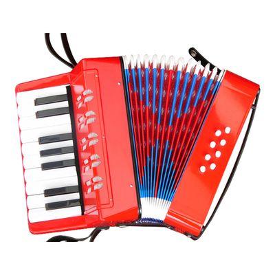 Mini-Acordeon---8-Graves---Shiny-Music---Shiny-Toys
