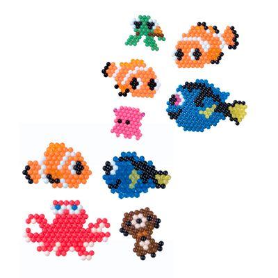 Conjunto-Aquabeads---Kit-de-Montagem-com-Formas-e-Personagens---Disney---Procurando-Dory---Nemo---Epoch
