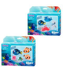 Conjunto-Aquabeads---Kit-de-Montagem---Disney---Procurando-Dory---Dory-e-Nemo-com-Amigos---Epoch