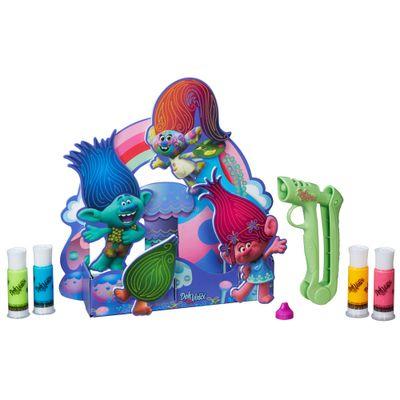 Conjunto-de-Artes---DohVinci---Porta-Lapis---Trolls---Hasbro