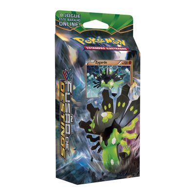 Deck-Pokemon---Pokemon-XY10---Fusao-de-Destinos---Zygarde---Copag