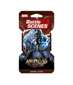 Deck-Battle-Scenes---Blister-Unitario---Marvel---Ascensao-e-Queda---Odin---Copag