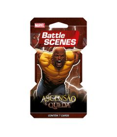 Deck-Battle-Scenes---Blister-Unitario---Marvel---Ascensao-e-Queda---Luke-Cage---Copag
