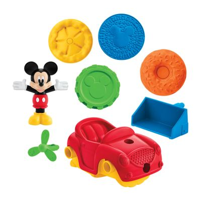 Veiculo-Montavel---Engenhoca-do-Mickey-Mouse---Carro-do-Mickey---Fisher-Price-DMC69-frente