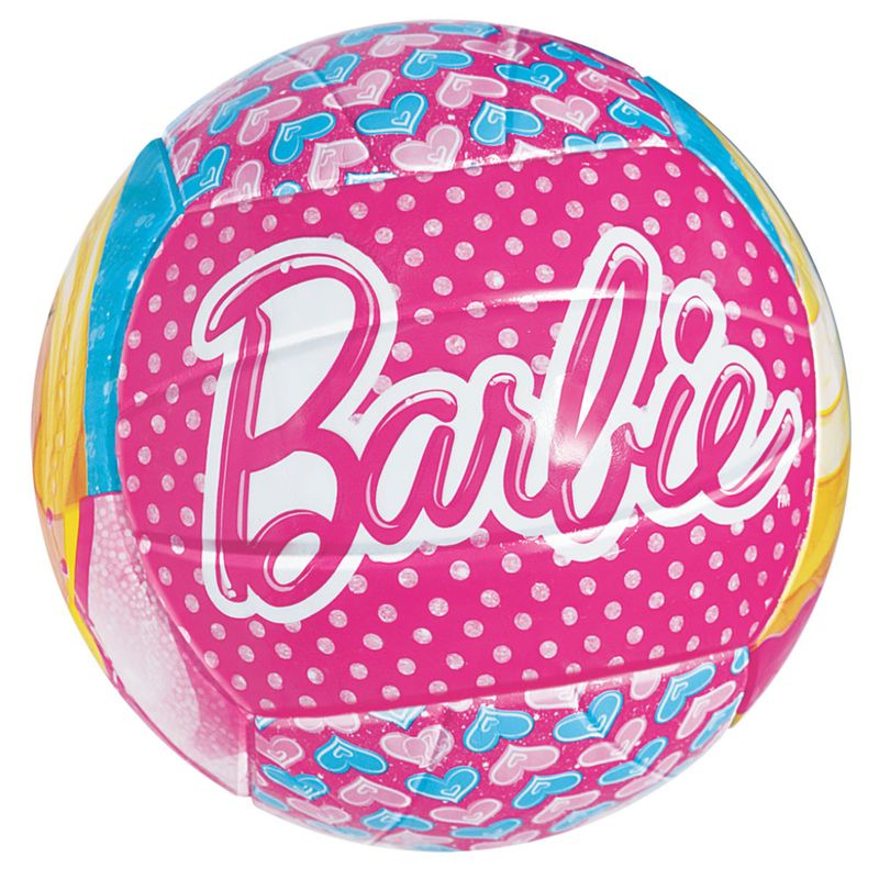b290807ce Bola de Voley EVA - Barbie Esportista - Líder - Ri Happy Brinquedos
