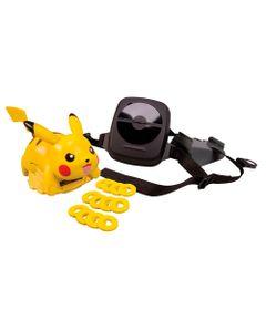 Figura-Pokemon-Lanca-Discos---XY---Pikachu---Tomy