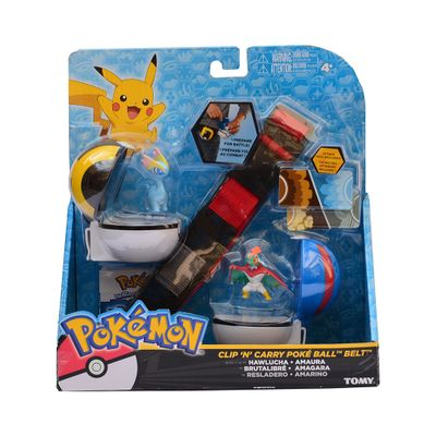 Conjunto-Figuras-Pokemon-Com-Cinto---Hawlucha-e-Amaura---Tomy