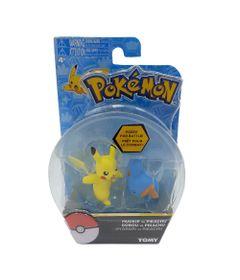 Mini-Figuras-Pokemon---Mudkip-Vs-Pikachu---Tomy