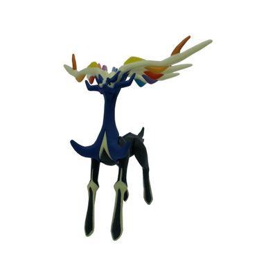 Figura-Pokemon---8-cm---Segunda-Geracao---Xerneas---Tomy