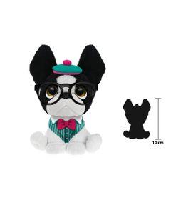 Pelucia-Perfumada---Trend-Dog---P---10-cm---Branco-Roupinha-Verde---Fun