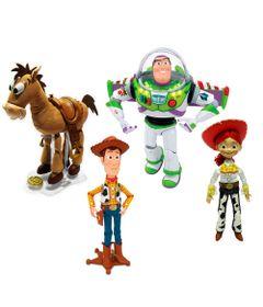 Kit-4-Figuras---Disney-Pixar---Toy-Story---Woody-Jesse-e-Buzz-Sonoros-e-Bala-no-Alvo---Toyng