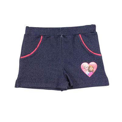 Short-em-Cotton---Jeans---Frozen---Disney
