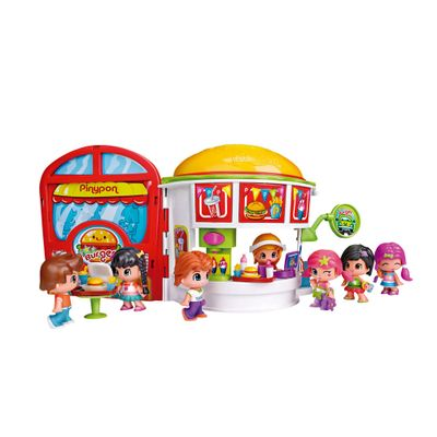 Playset-Hamburgueria---Pinypon---Multikids