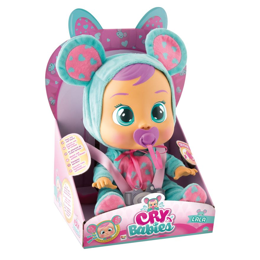 Boneca-Bebe-com-Mecanismo---Crybabies---Lala---Multikids