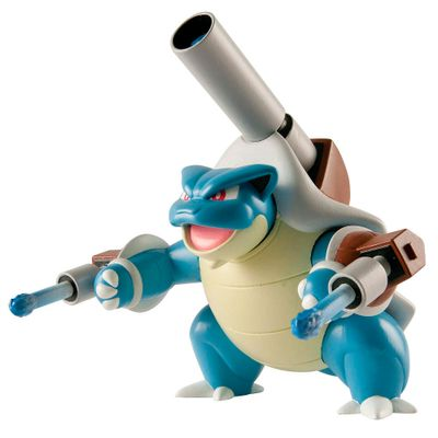Figura-Pokemon---17-cm---Mega-Blastoise---Tomy